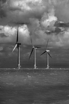 Wind Power  Great Yarmouth