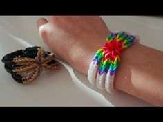 Many people believe that there is a magical formula for home decoration. You do things… Rainbow Loom Bracelets Easy, Loom Band Bracelets, Rainbow Loom Tutorials, Rainbow Loom Patterns, Rainbow Loom Creations, Rainbow Loom Bands, Rainbow Loom Charms, Rubber Band Bracelet, Diy Bracelets Easy