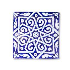 Azulejo Andalusí - 14,5 cm - Varios Diseños- Artesanal- Modelo 7