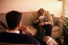 Study shows men just as likely to be depressed as women men's depression different more common