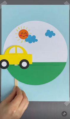 Hand Art Kids, Diy Crafts For Kids Easy, Creative Activities For Kids, Animal Crafts For Kids, Toddler Learning Activities, Paper Crafts For Kids, Infant Activities, Preschool Activities, Fun Crafts
