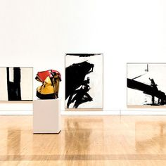 The Museum Of Contemporary Art Feeling highbrow? MoCA's permanent collection is full of Insta-worthy gems. #abstractexpressionism #franzkline4life The Museum of Contemporary Art, 250 South Grand Avenue (at West 3rd Street); 213-626-6222.  #refinery29 http://www.refinery29.com/popular-los-angeles-landmark-photos#slide-9