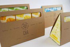 Sustainable Packaging Tea Holder