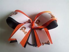 Tigers Hair Bow ** Continue with the details at the image link. #hairandmakeup