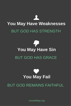 Whether you fail or succeed, God loves you the same