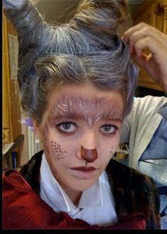 march hare makeup tutorial - Google Search