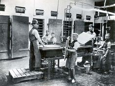 Industrial revolution newspaper articles
