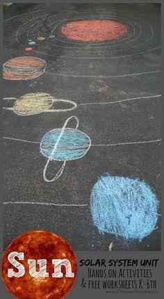 Solar System Unit: The Sun