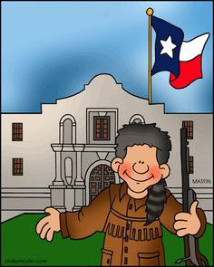 The Alamo - American History Games & Activities for Kids