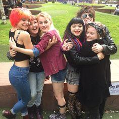 I want a Hey Violet hug.