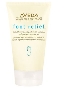 THE BEST FOOT CREAM EVER! Aveda 'foot relief™' Foot Cream available at #Nordstrom