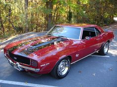 '69 Chevy Camero 350 SS.     I want to drive this before i go to heaven!!