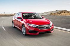 2016 Honda Civic Sedan Review. Honda's all-new compact aims to be great once again.