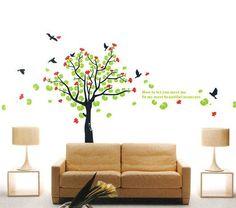Maak een geweldige kamer voor uw kind met behulp van muurstickers http://goo.gl/LM68sH
