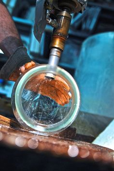 How are made Murano glass in the Murano Island? Must see...