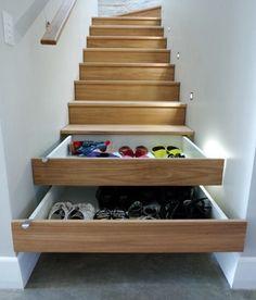 3 Brilliant Shoe Storage Areas