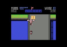 Image result for Action Fighter C64