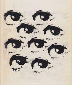Keith Cunningham. Cover for Hebdomeros, by Giorgio de Chirico. 1964.