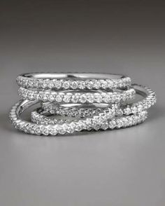 Bracciali tennis con diamanti. Roberto Coin