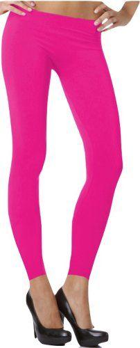 ToBeInStyle Women's Footless Elastic Leggings - One Size - Hot Pink ToBeInStyle http://www.amazon.com/dp/B0072LD6CE/ref=cm_sw_r_pi_dp_bBRrub15BCPK4