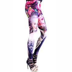 I NEED THESE  Marie Antoinette Leggings @Lindsey Grande Grande Lerner