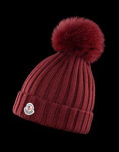 beaca618ba4 MONCLER Women - Fall Winter 12 - ACCESSORIES - Hat Moncler