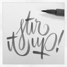 Stir it up - bob marley -@kovereem- #webstagram
