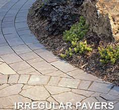 patio pavers – Outdoor Living by Belgard Belgard Pavers, Flagstone, Diy Projects Small, Ikea Makeover, Vertical Succulent Gardens, Manufactured Stone, Steampunk House, Outside Patio, Small House Decorating