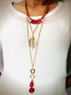 Necklace #Claralunastore tendencias 2015