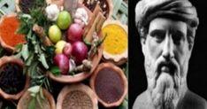 Η Πυθαγόρεια Διατροφή που εξαφανίζει το 95% των ασθενειών Health Tips, Projects To Try, Herbs, Painting, Food, Art, Samos, Drinks, Beauty