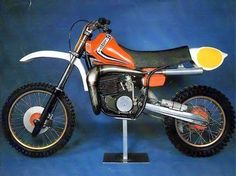 Wilcomoto MX 500 1983