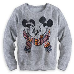 Disney Mickey and Minnie Mouse Sweater for Women   Disney Store