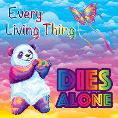 Nihilist Lisa Frank Tumblr features unicorns with existential crises