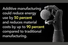 Additive Manufacturing Puts Its Clean-Tech Face Forward in Federally Funded Development Program - ThomasNet News
