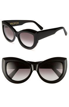 ccbdf5d767 Wildfox  Kitten  56mm Sunglasses Optical Glasses