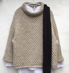 Ravelry: Windbreaker by Lone Kjeldsen – Knitting and crochet … – The Best Ideas Aran Knitting Patterns, Knit Patterns, Free Knitting, Fair Isle Knitting, How To Purl Knit, Knit Fashion, Pulls, Knit Crochet, Free Crochet