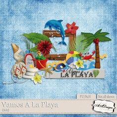 Vamos A La Playa by AADesigns