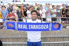 Walter Acevedo #RealZaragoza