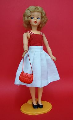 Tammy doll 60´s by wagner_arts, via Flickr