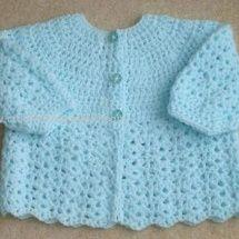Baby Crochet Patterns Part 9