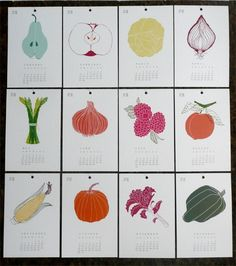 another nice one. claudia pearson. eat seasonal food!