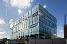 Vitus Bering Innovation Park / C. F. Møller Architects, © Julian Weyer