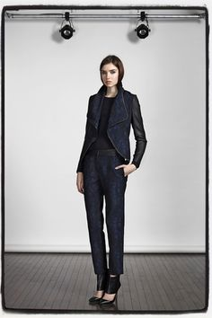 Yigal Azrouël Pre-Fall 2013 Collection Slideshow on Style.com
