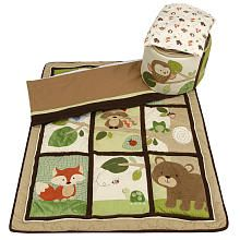 this is def. going to be my baby boys bedding--daddy is a trapper/hunter ;)