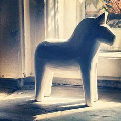 Dalar Hästarna är en traditionell symbol I Sverige, de är så söta