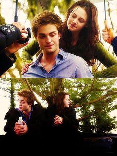 On Twilight set