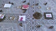 Art for each pendant