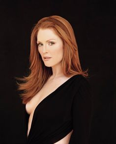 Julianne Moore (Julie Anne Smith) (born in Fort Bragg, North Carolina (USA) on December 3, 1960)