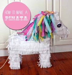 Village Voices How to make a pinata tutorial