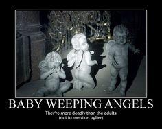 Baby Weeping Angels by Angel-of-Alchemy-42.deviantart.com on @deviantART
